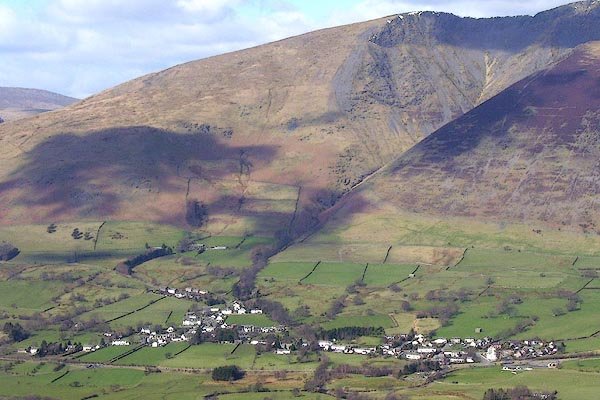Threlkeld and Blencathra