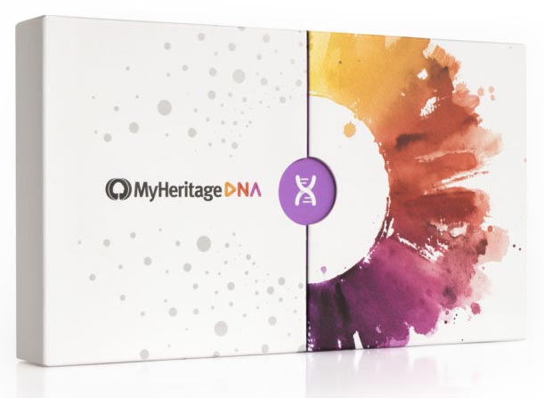 MyHeritage DNA Test Kit